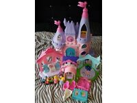 fisher price little people disney princess toys