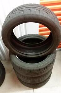 (H56) Pneus Hiver - Winter Tires 225-45-18 Pirelli RunFlat