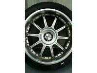 18 inch ford alloys