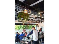 G B | A C O U S T I C S - Cafe, Restaurant & Bar Black Ceiling Acoustic Panels - 6 Pack