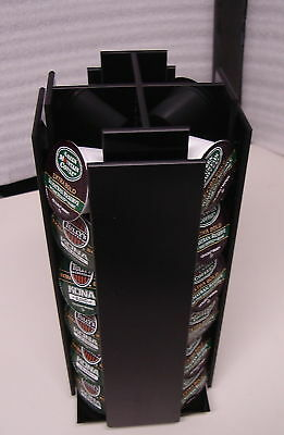 Keurig 24 Pods Coffee K-cup Holder Dispenser Pod Carousel Kcup Counter Display