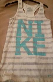 Nike racer back vest never been worn