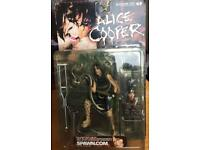 Alice Copper action figure