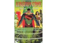Kingdom Come , graphic novel comic book