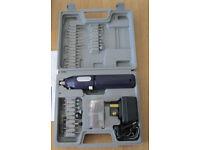 60 piece rotary tool kit. - New and unused