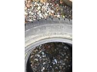 4 x Avon Winter Tyres