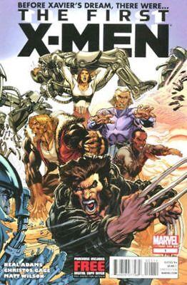 The First X Men  1  2012  Marvel Comics
