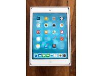 iPad Mini 2 White 16gb Wi-fi, excellent condition