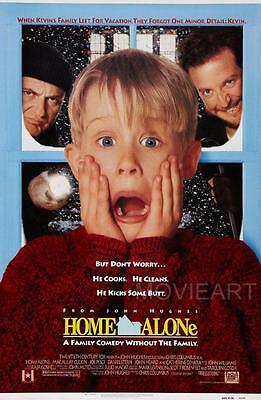 TER FILM A4 A3 ART PRINT CINEMA (Home Alone 4 Poster)