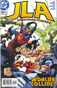 DC Comic JLA Justice League of America#111 Apr05  Worlds Collide