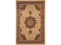 6' 5 x 9' 6 Kashan Design Rug