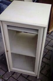Lift top Hi Fi unit perfect for upcycle - reduced