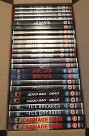 X24 Brand New And Factory Sealed dvd Movies