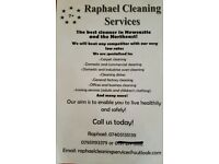 Raphael Cleaning Services