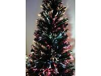 Optical fiber Christmas tree