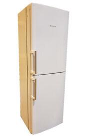 Hotpoint Fridge Freezer FFUL1820P in White, A++