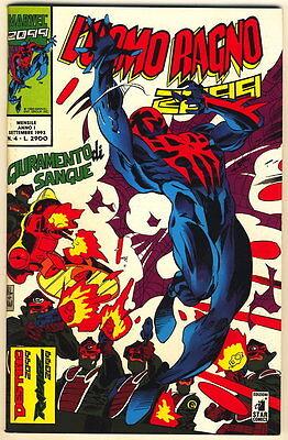 L'UOMO RAGNO 2099 - 4 GIURAMENTO DI  SANGUE STAR COMICS