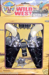 Western Toy Gun & Holster Set Children's Set GW-WEST2