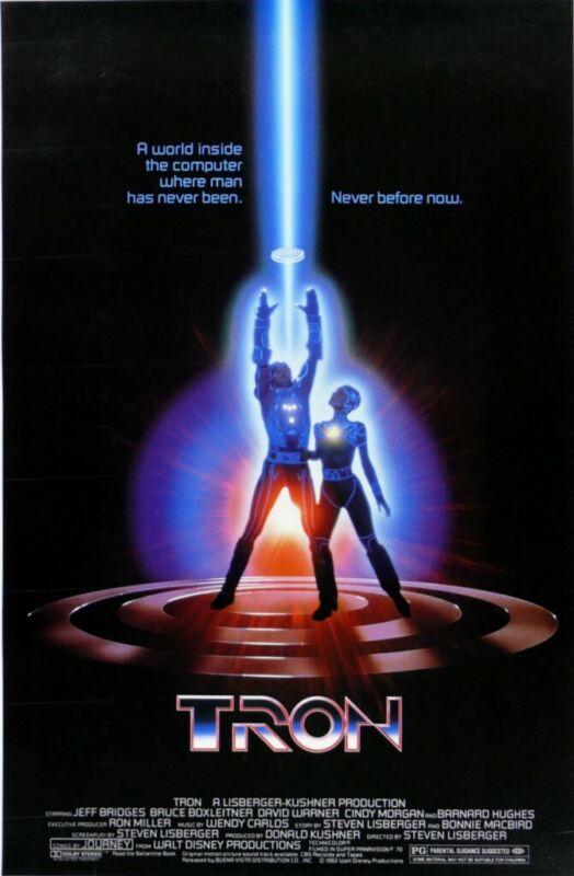 Tron Movie Poster Wall Art Photo Print 8x10 11x17 16x20 22x28 24x36 27x40