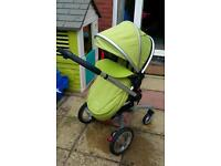 Silver cross surf 2013 pram/pushchair
