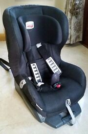 Britax Safefix Plus TT carseat **£100** Excellent cndtn, isofix & boot anchorage, group 1, reclining
