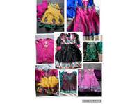 Girls indian occasion wear