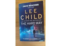 The Hard Way by Lee Child, tenth in the Jack Reacher series, excellent condition