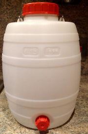 15 litre Barrel (3 gallons) approx.