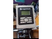 Roger black Cross trainer, excellent condition