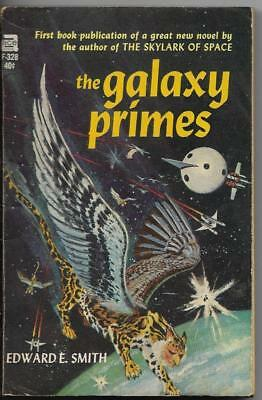 The Galaxy Primes by Edward E. Smith.  Ace Books (1965) for sale  Shipping to India