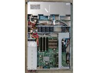 HP PROLIANT DL320 G6 E5530 6GB-R P410/256 BBWC HOT PLUG SAS 400W RPS PERF SERVER
