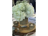 Wedding Decoration and Centre pieces