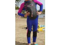 Children's full-length wetsuit