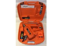 Paslode im350 first fix nail gun,orange tip,just serviced,stripped and cleaned