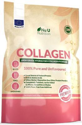 Collagen Powder 600g Protein High Grade Unflavoured Hydrolysed Collagen