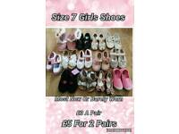 Girls Shoes and dress