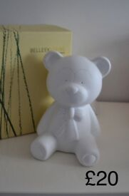 Lamp - teddy bear lamp for nursery. Unwanted gift