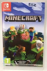Minecraft Nintendo Switch Cartridge