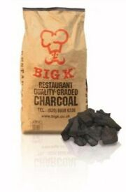 Big K Restaurant Grade Lumbwood charcoal