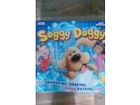 Soggy doggy used once to try