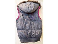 ***URGENT*** Designer DOUBLE SIDED puffer vest excellent condition