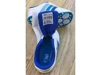 Brand New Adidas baby trainers UK size 1K