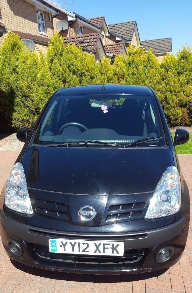 nissan pixo 1.0 12v n-tec 5dr hatchback excellent condition fixed