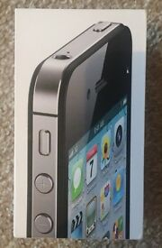 IPhone 4S Black 64GB