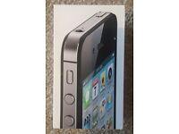 IPhone 4S Black 64GB
