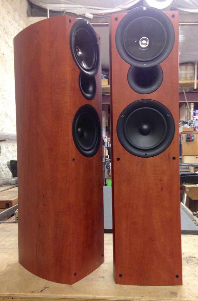 10 Floor Standing Speakers