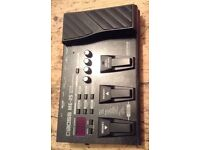 Guitar effects pedal Boss ME 25 perfect condition!