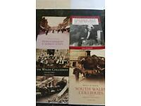 4 books for sale