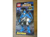 Lego Super Heroes 4523 Batman Super Size Figure As New Condition