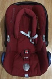 Maxi Cosi Pebble Plus Car Seat……